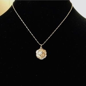 Jewelry - 925 Silver Wedding Rings Pendant Necklace ROC